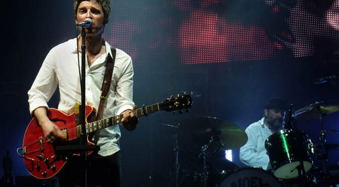 1회 – Noel Gallagher & His Collaborations