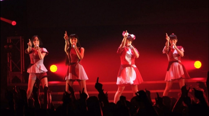 Perfume FES!!! 2014 in Seoul with Maximum The Hormone