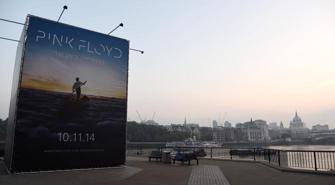 핑크 플로이드(Pink Floyd)의 신보 [The Endless River]에 대한 9분짜리 인터뷰 공개