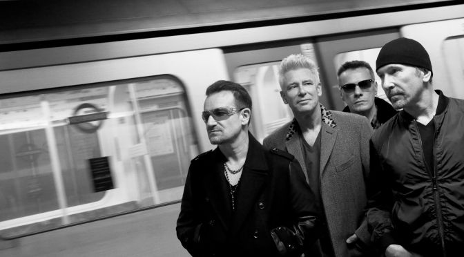 U2 – Songs Of Innocence (2014)